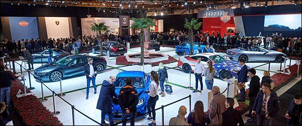 Autosalon Brussel 2019: Dream Cars Line-up
