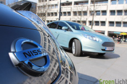Duotest - Nissan Leaf vs Focus Electric 03