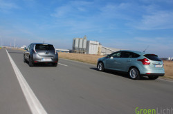 Duotest - Nissan Leaf vs Focus Electric 38