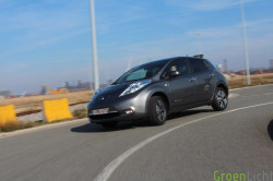 Duotest - Nissan Leaf vs Focus Electric 41