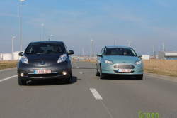Duotest - Nissan Leaf vs Focus Electric 42