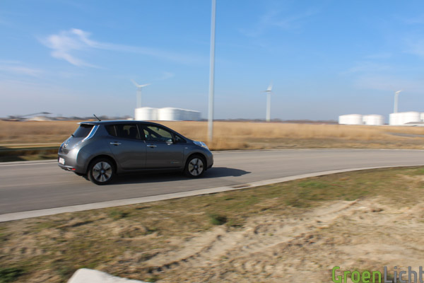 Duotest - Nissan Leaf vs Focus Electric 48