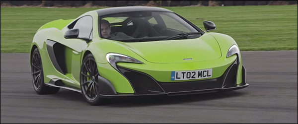Video: EVO test de McLaren 675LT Coupé