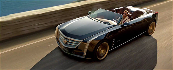 Trailer: Entourage - The Movie [Cadillac Ciel Concept]