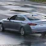 Hyundai Genesis Sedan 2015