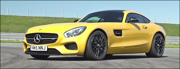 Video: EVO test de Mercedes-AMG GT S