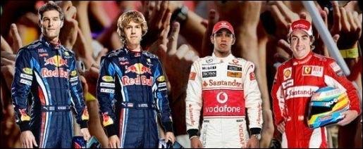 F1 Finale 2010
