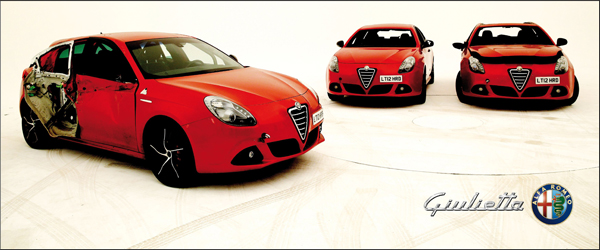 Fast & Furious Alfa romeo Giulietta