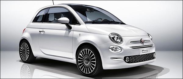 Officieel: Fiat 500 & 500C 2015