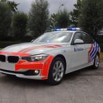 Federale wegpolitie kiest voor de BMW 328i Berline