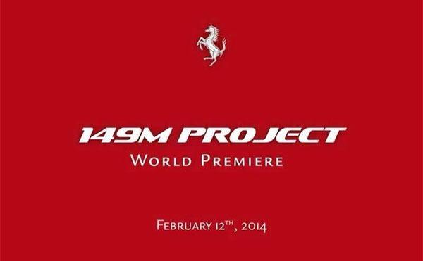 Ferrari onthult op 12 februari de nieuwe California