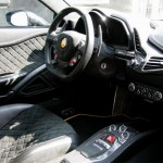 Ferrari 458 Italia 'Black Edition' door Anderson