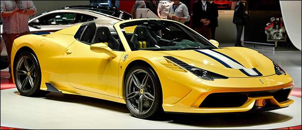 Video: Ferrari 458 Speciale A