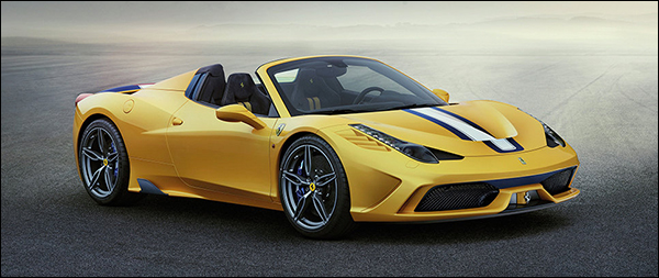 Officieel: Ferrari 458 Speciale A(perta) Spider