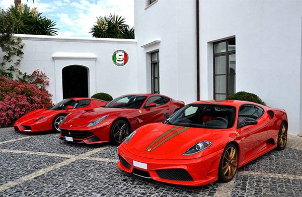 Ferrari 458 Speciale - sound