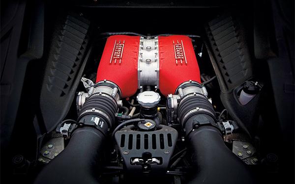 Krijgt de Ferrari 458 Italia facelift een V8 Turbo?