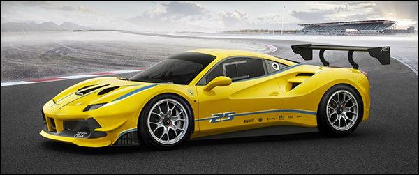 Officieel: Ferrari 488 Challenge (2017)