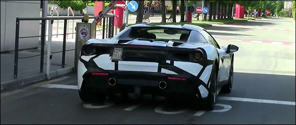 Video: Ferrari 488 Spider toont teken van leven