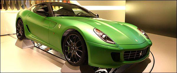 Ferrari werkt aan V8 Hybrid motor