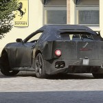 Opvolger Ferrari 612 Scaglietti gesignaleerd!