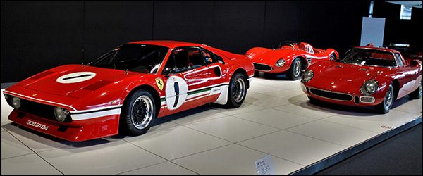 Foto Special: 70 Years Ferrari @ Autoworld Brussel