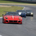 Foto Special: Ferrari Corse Clienti Test @ Mugello