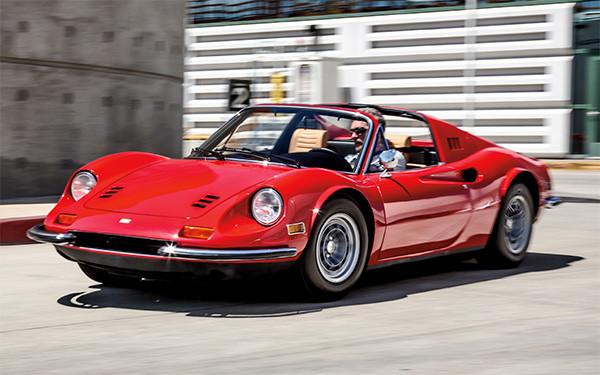 Komt Ferrari met een V6 instapper? [Dino!]