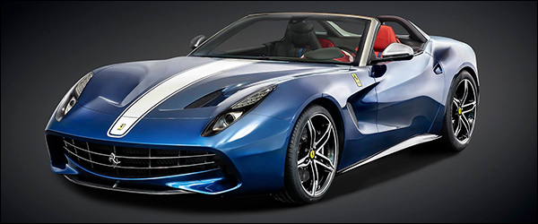 Officieel: Ferrari F60 America