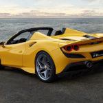 Officieel: Ferrari F8 Spider (2019)