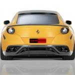 Ferrari-FF door Novitec Rosso