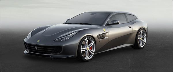 Officieel: Ferrari GTC4Lusso [FF opvolger]