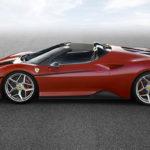 Officieel: Ferrari J50 (690 pk)