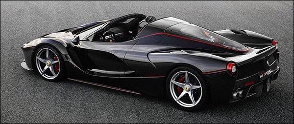 Officieel: Ferrari LaFerrari Aperta (2016)