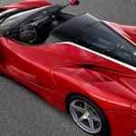 Ferrari bouwt een 300ste LaFerrari Aperta voor het goede doel