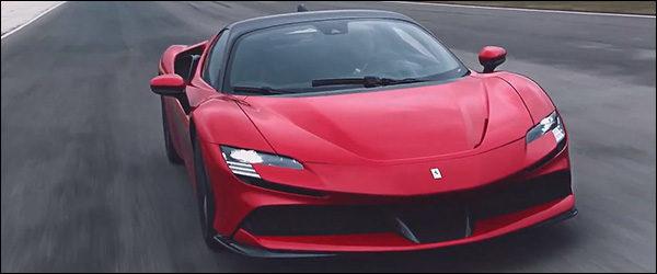 Officieel: Ferrari SF90 Stradale (2019)