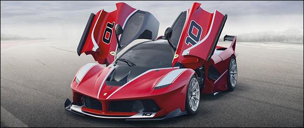 Officieel: Ferrari LaFerrari FXX-K