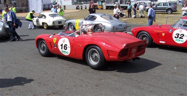 Zien we Ferrari binnenkort terug op Le Mans?