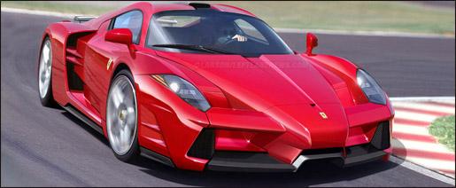 Ferrari Enzo opvolger