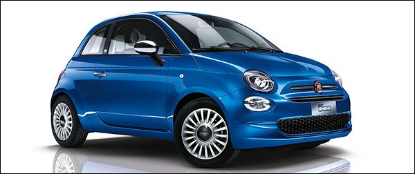 Officieel: Fiat 500 Mirror (2017)
