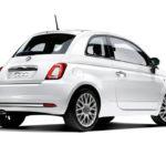 Officieel: Fiat 500 Deezer (2017)