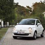 """Fiat 500 """"La Petite Robe Noire"""" ruikt lekker"""