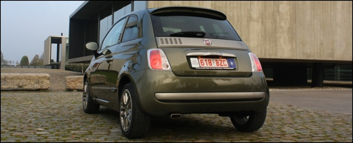 rijtest video fiat 500 twinair by diesel. Black Bedroom Furniture Sets. Home Design Ideas