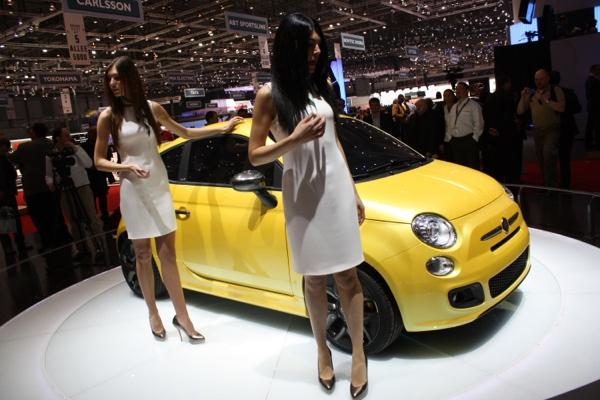 Fiat 500 Zagato Coupé