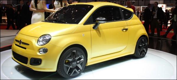 Fiat 500 Zagato Coupe