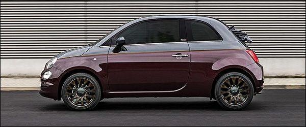 Opnieuw recordjaar voor de Fiat 500!