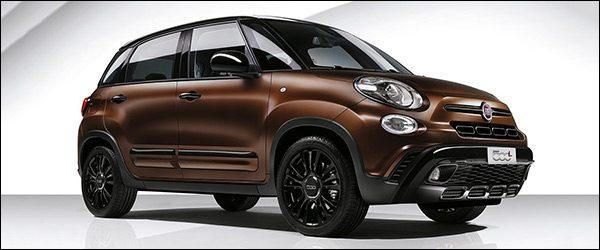 Officieel: Fiat 500L S-Design (2018)