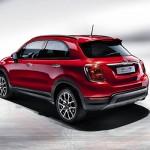 Officieel: Fiat 500X (Cross)