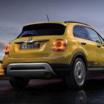 Officieel: Fiat 500X (MY2017 update)