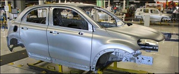 Dit is de Fiat 500X