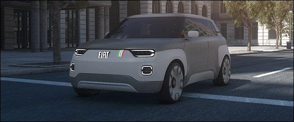 Officieel: Fiat Centoventi Concept (2019)